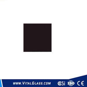 Engraving Fine Art Decorative Glass / Mirror Sanddle Brown Df-9 pictures & photos