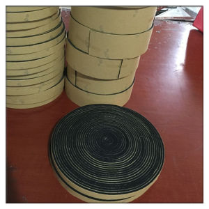 NBR/PVC Foam Tape for HVAC pictures & photos