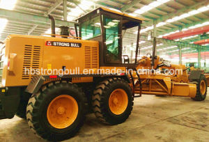 New Condition Road Levelling Machine 220HP 129kw Motor Grader with Ce Rops Fops Certificate Py9220 for Sale pictures & photos