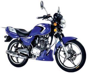 Motorcycle (HN125-2C)