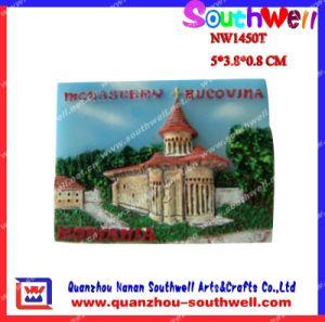 Resin Tourist Fridge Magnets, Souvenir Gifts