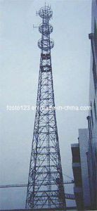 Microwave Steel Tower (FOSTO-WT01)