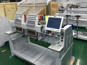 Hot Sale High Speed Swf Embroidery Machine in Korea pictures & photos