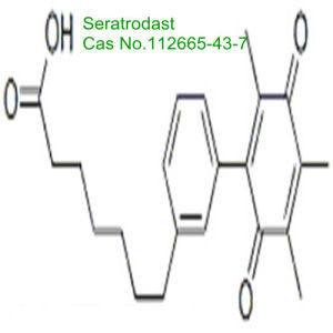 Anti-Asthmatic: Seratrodast/CAS No. 112665-43-7 pictures & photos