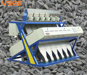 Vsee 5000+Pixels Lotus Seeds CCD Color Sorting Equipment pictures & photos