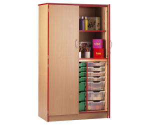 Primary Choice 60 Tray Unit with Doors