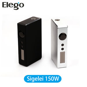 Electronic Cigarette Box Mod Sigelei 150W VV/VW Mod Ecig pictures & photos