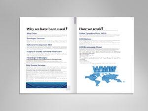 Brochure Book Printing (GL010)