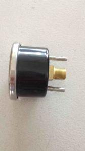 Y40 Black Steel Pressure Gauge with U-Clamp pictures & photos