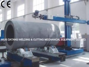 Automatic Column and Boom Welding Manipulator (DLH2030) pictures & photos