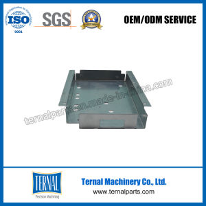 Aluminum Sheet Metal Stamped Parts pictures & photos