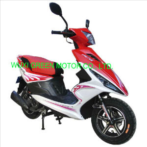 125cc/50cc Gas Scooter (GM125T-17B) pictures & photos