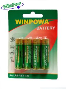 Christmas on Sale! Lr6 AA No. 5 Battery pictures & photos