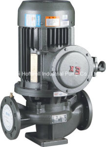 IRG Vertical Pipeline Centrifugal Water Pump pictures & photos