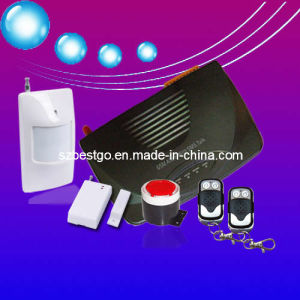 GSM Wireless Home Security Alarm Systems (BT-104GSM)
