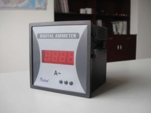 Digital Ammeter (0-9999A) pictures & photos