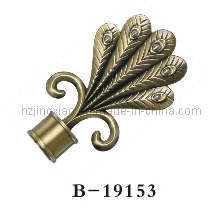 19mm Curtain Finial (B-19153)