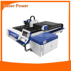 500W CNC Fiber Laser Cutting Machine for Mild Steel