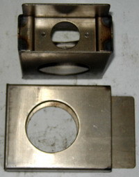 Lock Box for Security Door (VTR-BFS02112)
