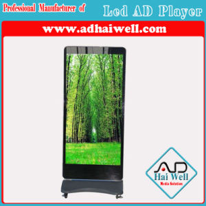 56 Inches Floor Standing LCD Ads Player pictures & photos