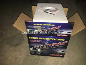 Supervolt 55564mf 12V55ah Maintenance Free Car Battery pictures & photos