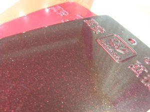 Metal Effect Powder Coating