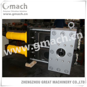 High Speed Double Plate Type Continuous Screen Changer for Extrusion Machine pictures & photos