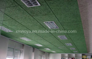Ceiling Decoration Acoustic Green Wood Wool Cement Board pictures & photos