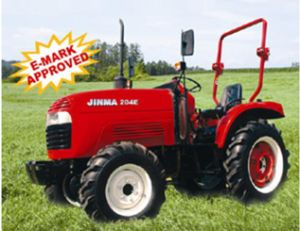 Jinma Tractor with CE Certificate (204E) pictures & photos