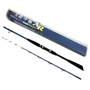Ofji Guid and Reel Seat 2section High Carbon Boat Rod Lure Rod pictures & photos