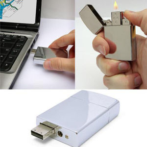 Metal Lighter USB Flash Drive USB2.0 pictures & photos