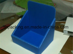 Little Size PP Packing Case/Plastic Store Content Box 3mm 4mm 5mm Blue/Plastic Receiving Case Waterproof pictures & photos
