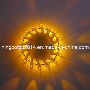 Yellow LED Power Flare