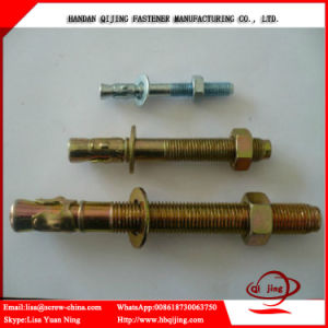Chemical Stud Bolt/Roof Bolt/ Fasteners Manufacture M8 pictures & photos