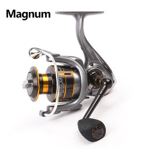 in Stock Aluminous Body Spinning Fishing Reel pictures & photos
