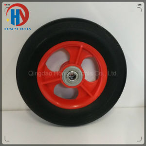 8X1.75 Solid Rubber Wheel for Trolley and Childs Vehicle pictures & photos