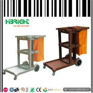 Hotel Room Cleaning Service Trolley pictures & photos
