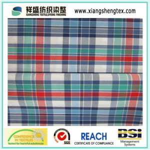 Yarn-Dyed Cotton Plaid Fabric for Shirt (50s*50s) pictures & photos