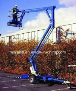 Articulating Cherry Picker for Sale pictures & photos