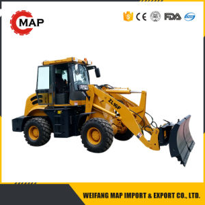 Ce Approved Articulated 1.6 Ton Wheel Loader with Ce pictures & photos