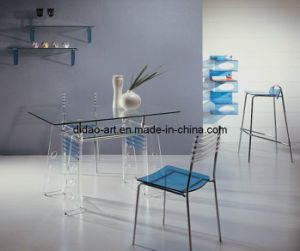 Acrylic Dinner Table (AT016)
