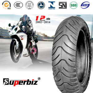 Professional Motorcycle Tubeless Tires (130/ 70- 12) pictures & photos