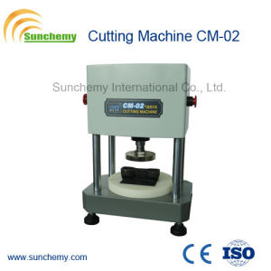 Rubber Tester/Pneumatic Type Cutting Machine Cm-02 pictures & photos