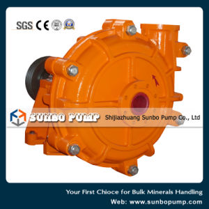 Horizontal High Head Slurry Pump pictures & photos