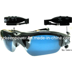 2GB Video and Audio Recording Sunglass + MP3 / FM pictures & photos