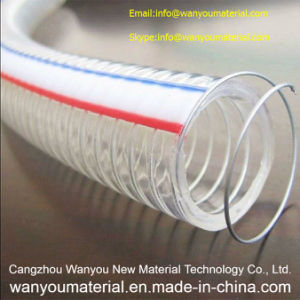 PVC Pipe and Tube - PVC Steel Wire Hose