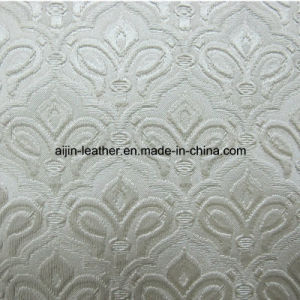 Embossed Pattern PU Synthetic Leather for Decoration