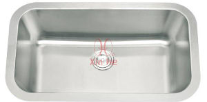 Stainless Steel Undermount Sink, Kitchen Sink (A84) pictures & photos