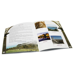 Magazine Printing with Softcover, Customized Magazine Printing pictures & photos