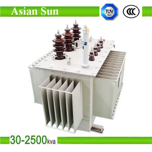 1000kVA Solar System Oil Immersed Transformer (33KV) pictures & photos
